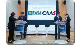 singapore caas easa working agreement airworthiness certification