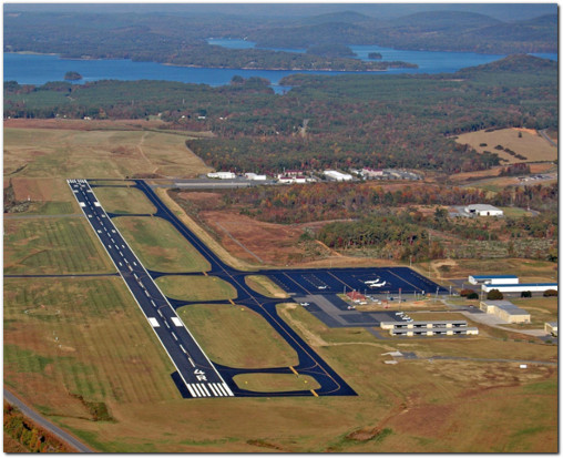 stanly county airport runway