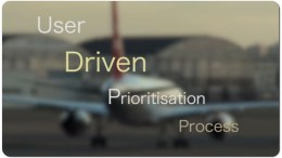 user driven prioritsation process