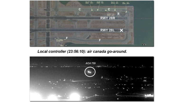 Air Canada Flight 759 Accident at SFO