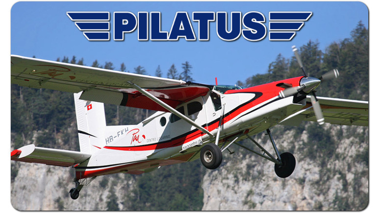 pilatus pc 6 porter production
