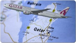 qatar icao airspace