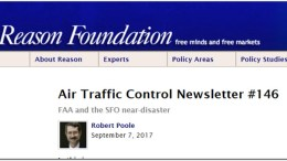 air traffic control atc privatization