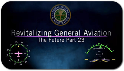 faa general aviation part 23
