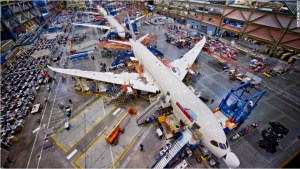 Boeing manufactured for China