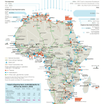Africa-map-Infrastructure-Financing-2013