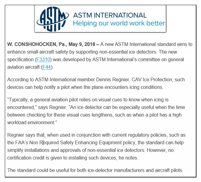 ASTM ARTICLE