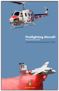 CA aircraft pamphlet