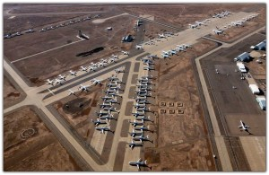 Roswell, NM aircraft parking