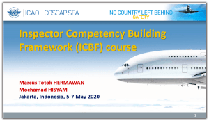 ICAO training slides