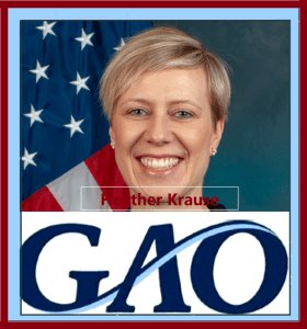 Heather Krause , GAO Director, Physical Infrastructure Issues,