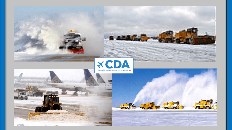 O'Hare snow removal