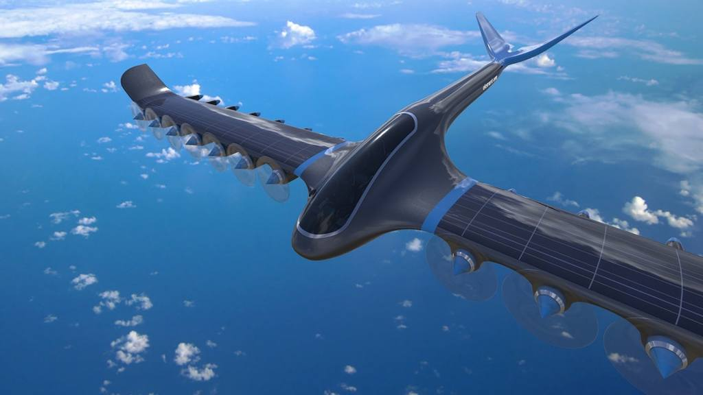 ZERO EMISSION PLANE OF FUTURE