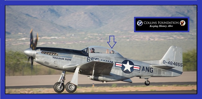 Collings Foundation P-51D Mustang