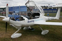 BOEING HY AIRCRAFT