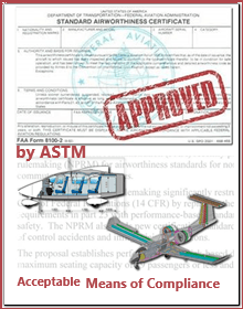ASTM AMOC FAA APPROVED