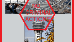 no criminal action zone