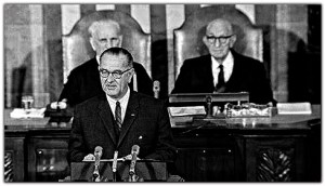 LBJ State of the Union speech