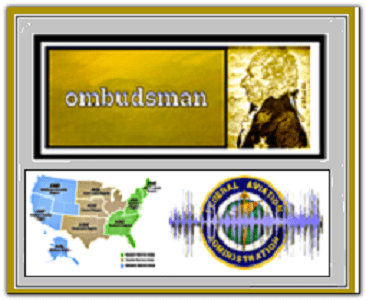 Ombudsman, FAA Regions and Noise