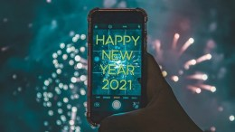 cell phone HNY