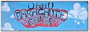 Oahu parachute center