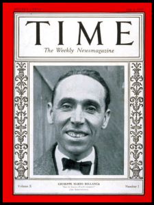 Bellanca on Time cover