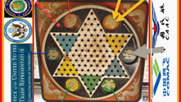 Chinese Checkers and players
