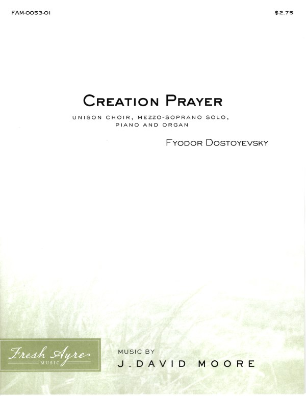 Creation Prayer 1