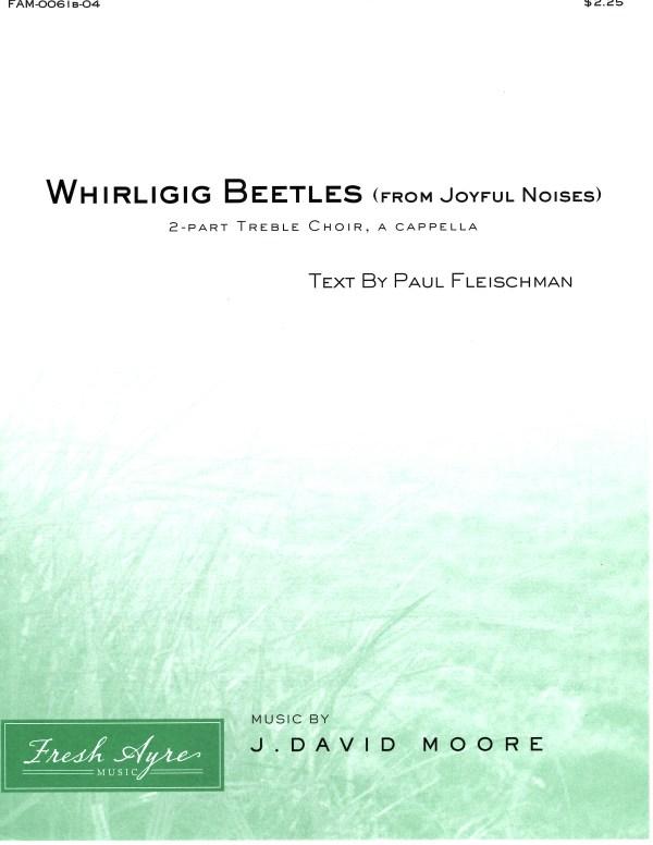 Whirligig Beetles 1