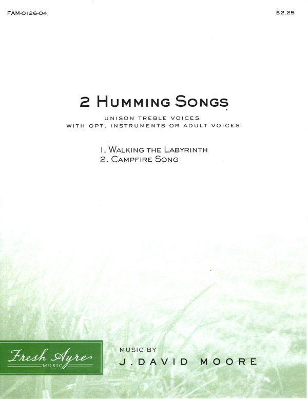 Two Humming Songs 1