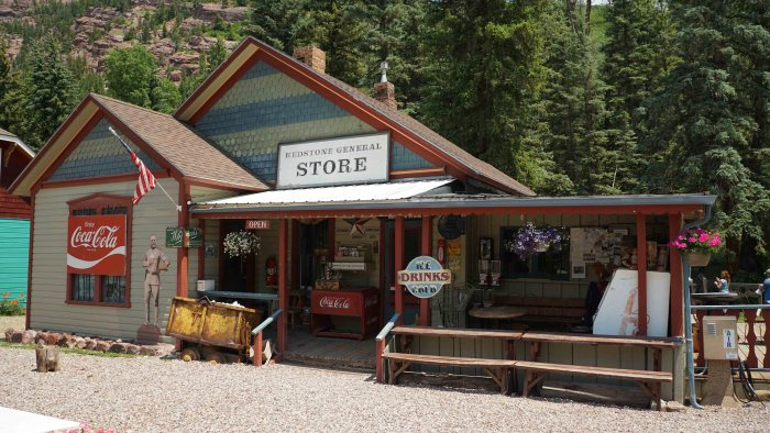 Redstone General Store