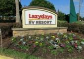 Vlog #5 – Lazydays RV Resort – Seffner, FL