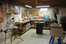 Wood Shop