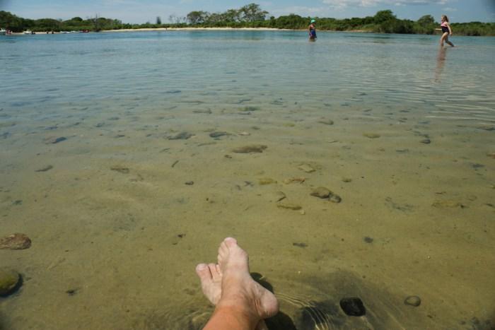 Breachway lagoon