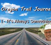My Oregon Trail Journal – Part 1