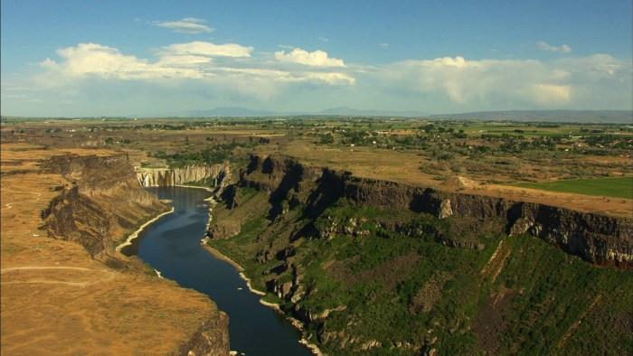 Snake River Gorge