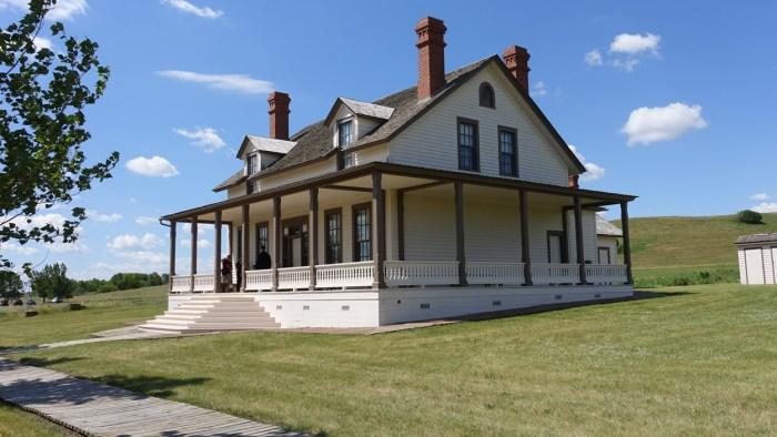 Custer House