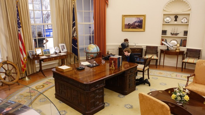 Fords Oval Office