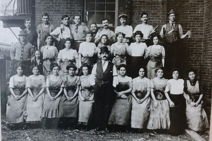 Lowell Mill Workers