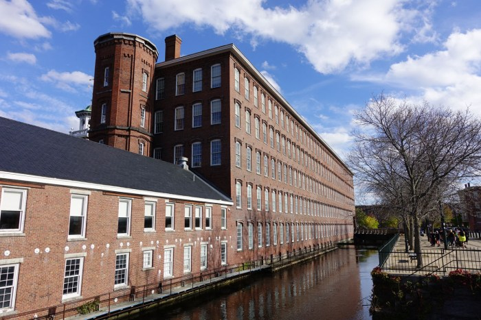 Boott Cotton Mill