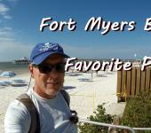 My Favorite Places at Fort Myers Beach