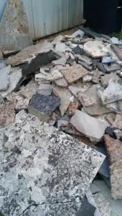 1/2-ton of free granite