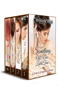 Christie Capps, Pride and Prejudice variation, Pride and Prejudice fan fiction, novella, historical romance, Jane Austen, Jane Austen variation, Jane Austen fan fiction
