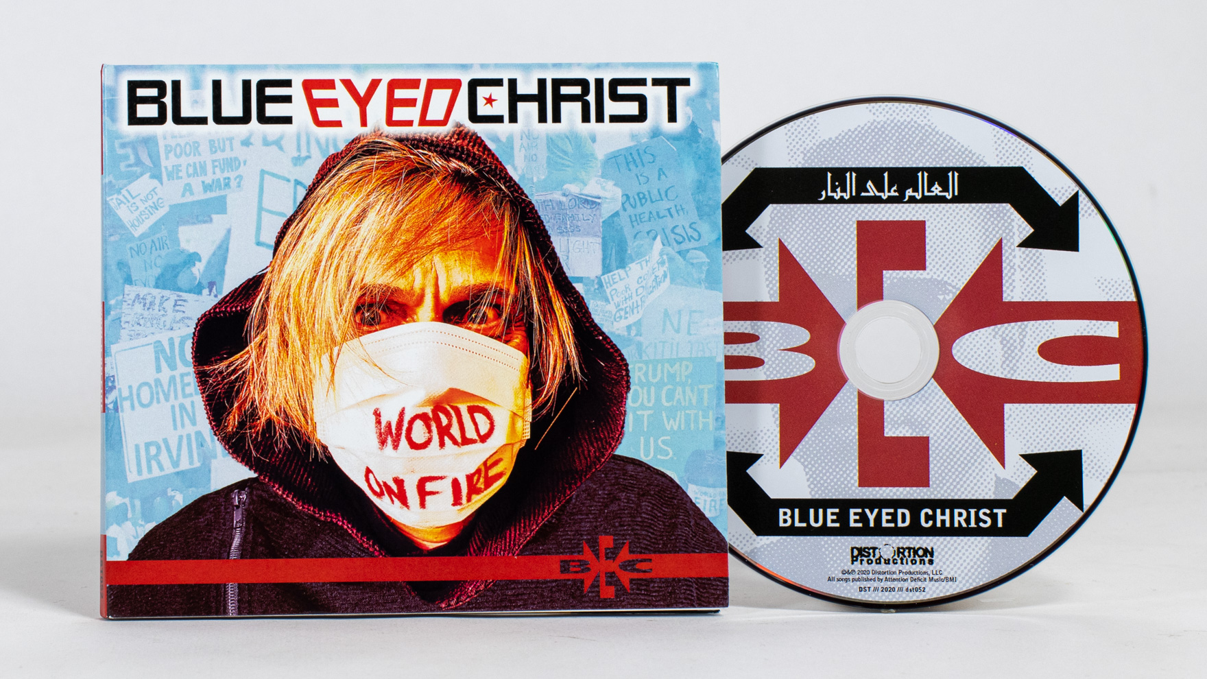 Blue Eyed Christ