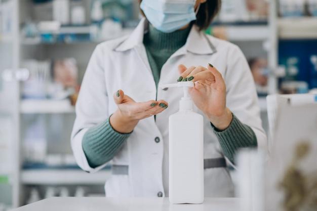 covid en la farmacia aspecto laboral