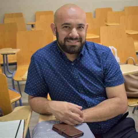 'Saeed Diabat began working for JDC's