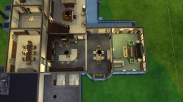 1st floor: Formal living and dining, kitchen, breakfast room, family room.