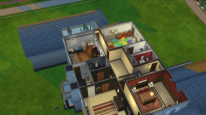 2nd floor: bedrooms! Lots of them! Also game room.