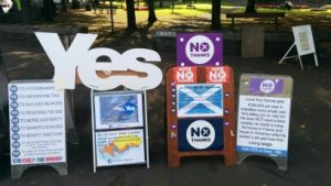 'Yes' in Kirkcudbright: definitely a lost cause