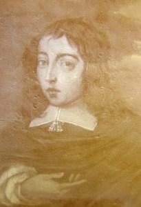 Portrait believed to be of John Stepney, 4th baronet